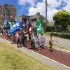 東京の左翼学生が沖縄大学に乱入 「沖縄のみなさん、一緒にデモをしよう!」→「帰れ!」コール
