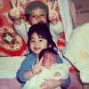 【画像】西山茉希、幼少期の兄弟写真に「兄イケメン」の声