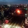 [悲報]JR京浜東北線、沿線火災