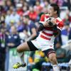 [速報]ラグビーワールドカップ、日本が世界ランキング3位の南アフリカに勝利!