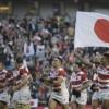 [画像]歴史的大金星をあげたラグビー日本代表をご覧ください