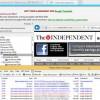 [悲報]大手Newsサイト「The Independent」が改竄されvvvウイルスを拡散