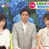 テレビ朝日の中継で放送事故