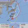 [緊急悲報]台風10号、散々もったいぶった結果