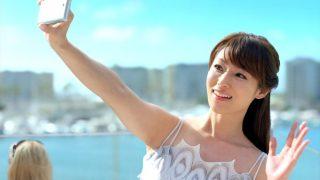 [画像あり]深田恭子、タートルネックで巨乳強調しすぎwwwww